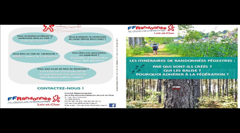 ITINÉRAIRE : Qui crée et balise les sentiers de randonnée ?
