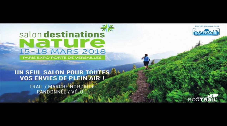 PARIS : Salon Destination nature