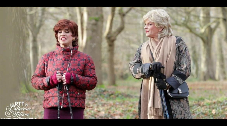 HUMOUR : Catherine et Liliane en randonnée