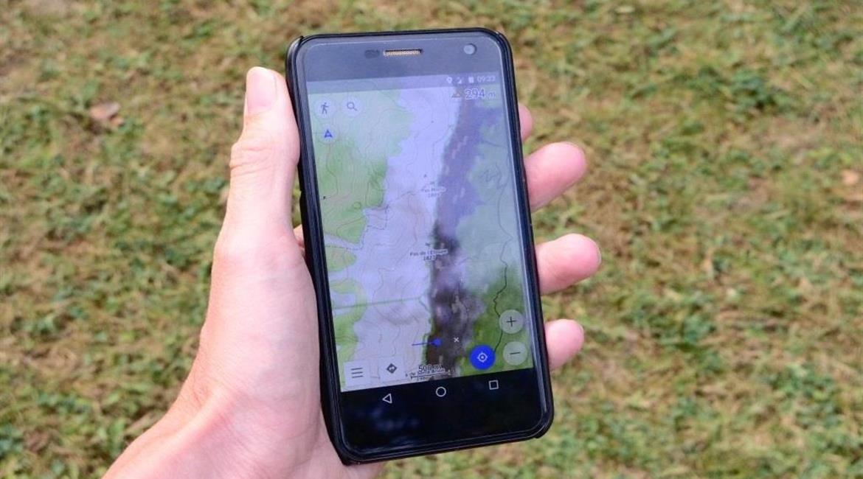 CONSEIL : Le meilleur GPS de randonnée 2018