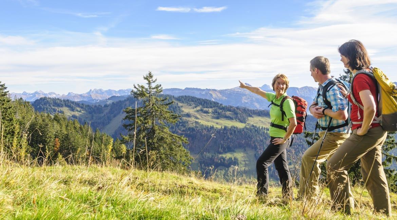 Les bienfaits de la randonnée pédestre